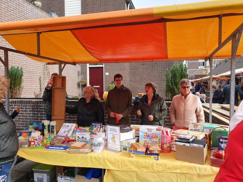 Berend Botje aanwezig op Rommelmarkt Oostgaarde!